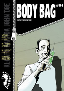 Couverture Bodybag #01