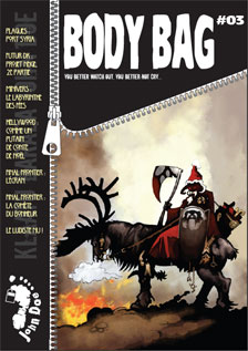 Couverture de Bodybag #03