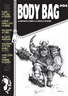 Couverture Bodybag #04