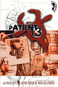 Couverture de Patient 13