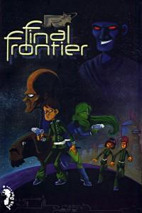Couverture de Final Frontiers